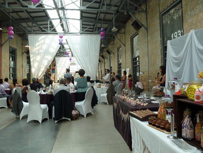 Artscape Event Venues 187 Christina Amp Vincent S Wedding At Artscape Wychwood Barns