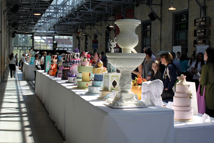 Cake Decorating Competition Show : Artscape Event Venues   Artscape Wychwood Barns